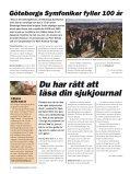 Regionmagasinet nr 2/2005 - Västra Götalandsregionen - Page 4