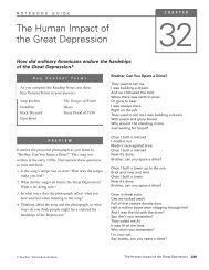 letters great depression.pdf - Sylmar High School