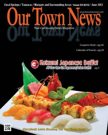 Your Community News Magazine Coral Springs ... - PreviewNet