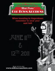 to download a printable version of our June catalog - Old Town ...