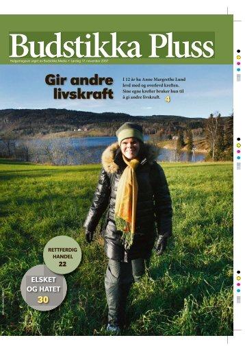 Anne Margrethe i Asker og Bærum Budstikke 17.11.2007(PDF 3 MB)