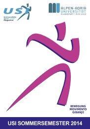 SS 2014 pdf.-Download - USI Klagenfurt - Universität Klagenfurt