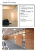 Prospekt Trennwandsysteme (PDF) - Keller Ziegeleien AG - Page 7