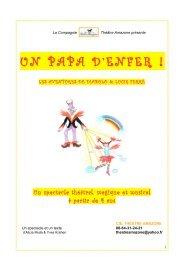 Doss PAPA D'ENFER-13 nov 09 - Theatre-contemporain.net