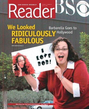 FREE - San Diego Reader