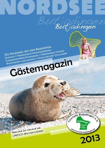 Nordseebad Tossens - Touristik Butjadingen eV
