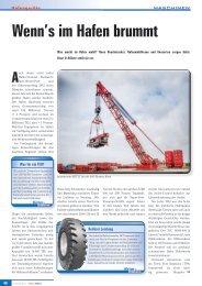 Maritimes Brummen - Vertikal.net