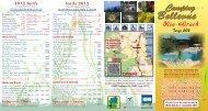 Tarifs 2012 - Camping Bellevue