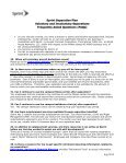 Sprint Separation Plan Voluntary and Involuntary FAQs - Page 7