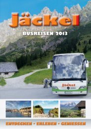 6 - Jäckel Omnibusverkehr und Reisebüro GmbH Großröhrsdorf