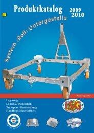 Prospektkatalog - ISG GmbH Althengstett