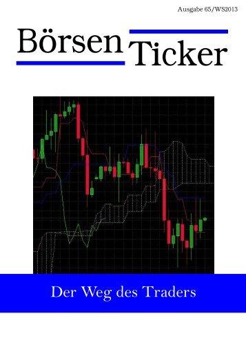 Börsen-Ticker 65 (WS 2013/14) - Börsen-Team