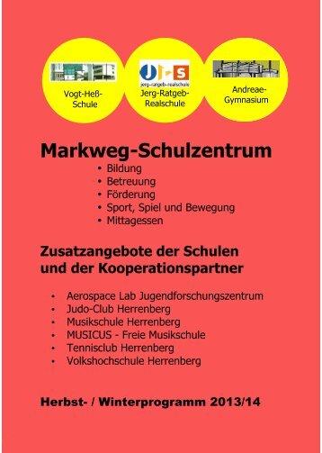 Download Broschüre - Jerg Ratgeb Realschule