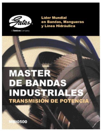 Bandas Industriales