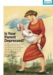 Is Your Parent Depressed? - Trisha Gura