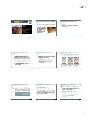 Chapter 16, Section 2 Powerpoint notes - 9 slides ... - Fayette.k12.in.us