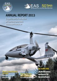 ANNUAL REPORT 2013 - EAS