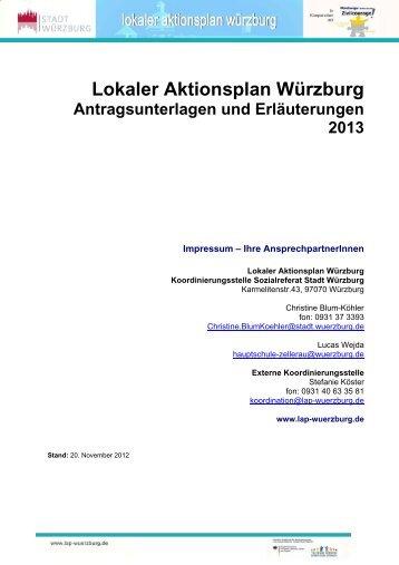 Download - Lokaler Aktionsplan Würzburg