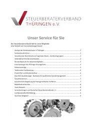 Download - Steuerberaterverband Thüringen eV