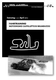 Untitled - Motor Sport Team Eichmann
