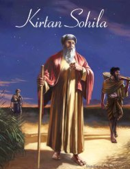 8 - Kirtan Sohila [Roman & Gurmukhi] - SikhNet