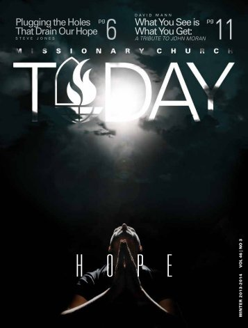 Hope - Missionary Church, Inc.