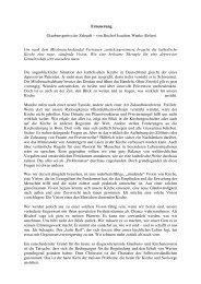 Text-Erneuerung Bischof Wanke