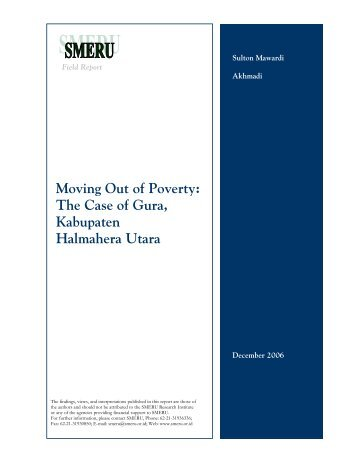 Poverty case studies in america