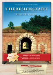 Leseprobe Teil I - Theresienstadt