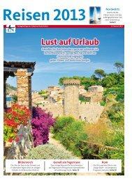 Reisen Februar 2013 - LN-Magazine