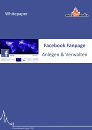 Facebook Fanpage Anlegen & Verwalten - marketingfire