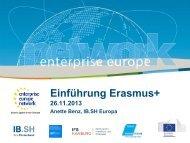 Einführung in Erasmus+_Benz