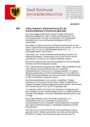 Weitere Informationen - AWO Dortmund