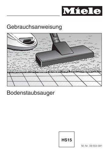 reparaturanleitung handgriff miele staubsauger als pdf. Black Bedroom Furniture Sets. Home Design Ideas