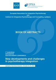 Book of abstracts - IPSA