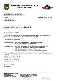 Freiwillige Feuerwehr Nürtingen - Kreisfeuerwehrverband Esslingen ...