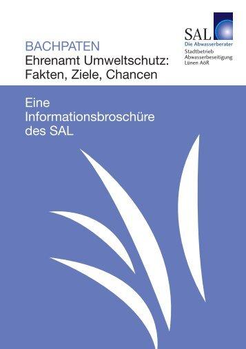 BACHPATEN Ehrenamt Umweltschutz - Stadtbetrieb ...