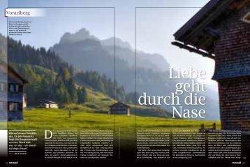 Bregenzerwald onrail - Anita Ericson