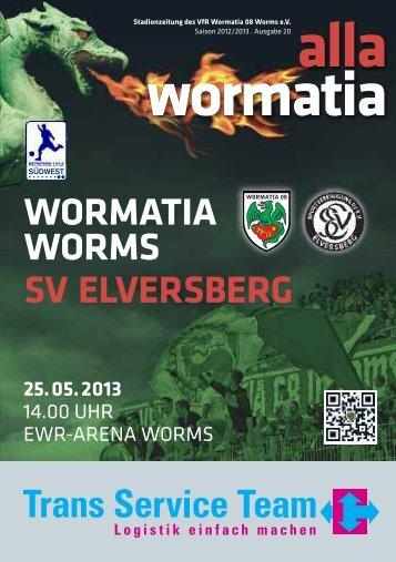 2013-05-25_Elversber.. - Wormatia Worms