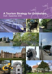 A Tourism Strategy for Gravesham - Gravesham Borough Council