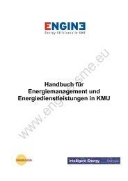 Handbuch für Energiemanagement und ... - Engine-sme.eu
