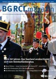 Ausgabe Juli / August 2012 - Standorte