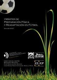 Master de Preparación Física y Readaptación ... - COLEF-Andalucía