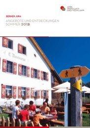 angebote und entdeckungen sommer - Jura bernois Tourisme