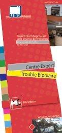 Trouble Bipolaire Centre Expert - CHU de Montpellier