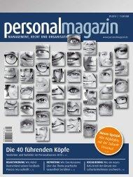 Die 40 führenden Köpfe - Haufe.de