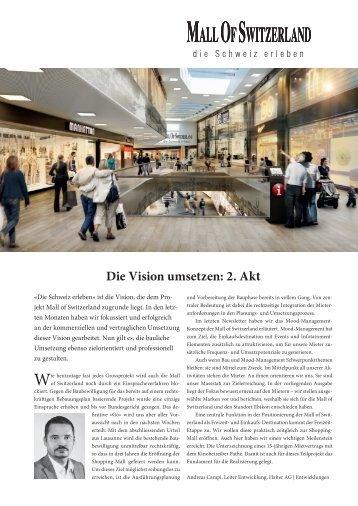 PDF Newsletter September 2013 - Mall of Switzerland