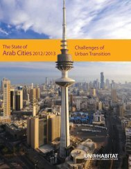 The state of Arab Cities 2012/2013