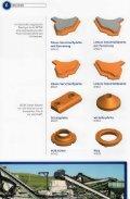 VerschleiBwerkzeuge fur VSI-Brecher - Euro-Tech Plus - Seite 6
