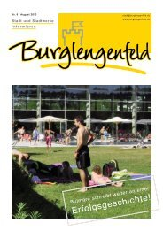 Infoblatt Basislayout.qxd - Burglengenfeld
